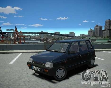 Daewoo Tico SX 1996 for GTA 4