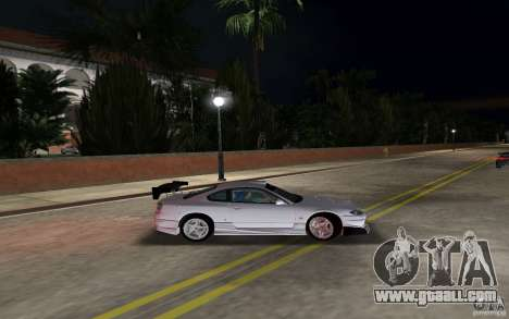 Nissan Silvia spec R Tuned for GTA Vice City left view