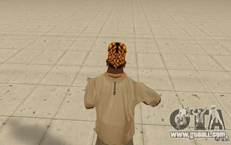 Bandana offspring for GTA San Andreas third screenshot
