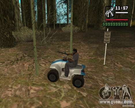 House Hunter v3.0 Final for GTA San Andreas eighth screenshot