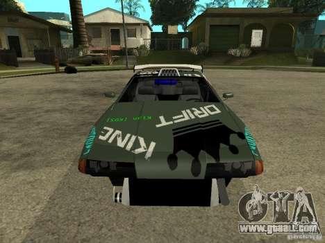 Vinyl on the Elegy for GTA San Andreas third screenshot