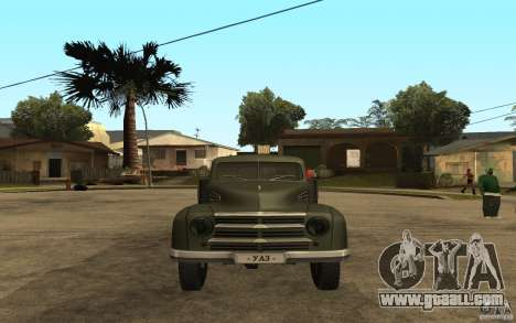 UAZ 300 for GTA San Andreas right view