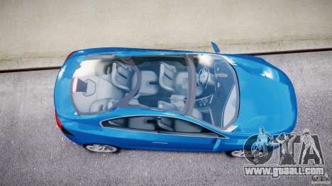Volvo S60 Concept for GTA 4 upper view