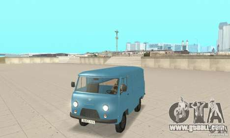 UAZ-3741 for GTA San Andreas