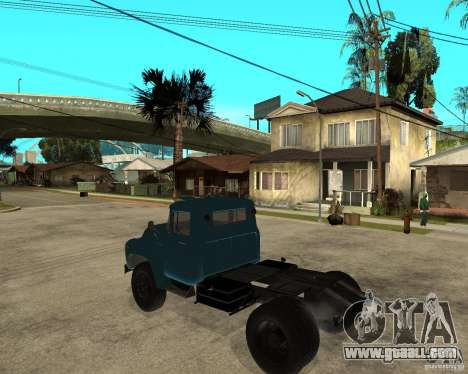 ZIL 130B1 for GTA San Andreas left view