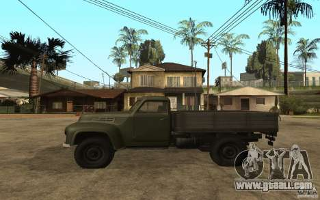 UAZ 300 for GTA San Andreas left view
