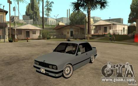 BMW E30 CebeL Tuning for GTA San Andreas