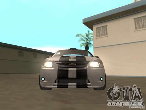 Chevrolet Cobalt Tuning for GTA San Andreas