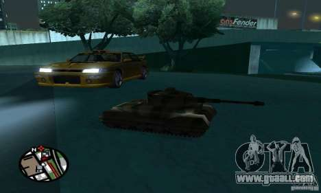 RC vehicles for GTA San Andreas sixth screenshot