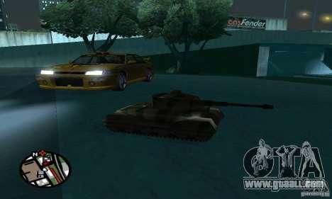 RC vehicles for GTA San Andreas sixth screenshot