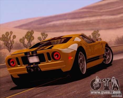 SA_NGGE ENBSeries v1.1 for GTA San Andreas eighth screenshot