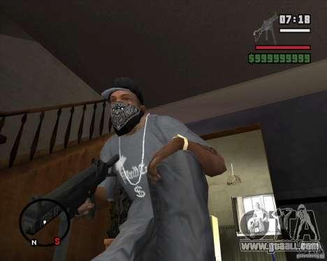 Ump 45 HD for GTA San Andreas second screenshot