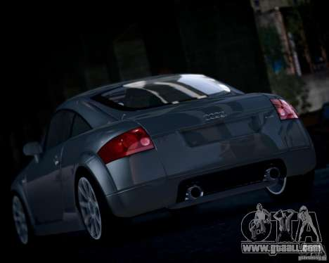 Audi TT 2004 for GTA 4 right view