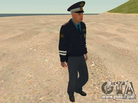 Major DPS for GTA San Andreas tenth screenshot