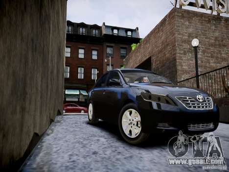 Toyota Camry for GTA 4