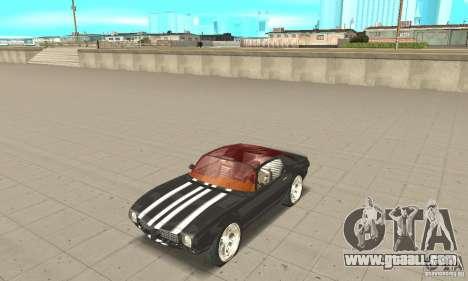 Pontiac Flamingo for GTA San Andreas