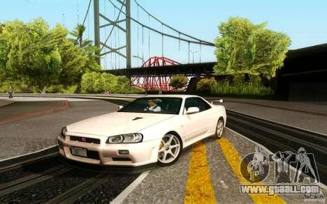 New Graphic by musha v3.0 for GTA San Andreas sixth screenshot