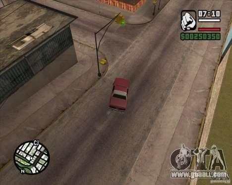 Camera as in GTA Chinatown Wars for GTA San Andreas third screenshot
