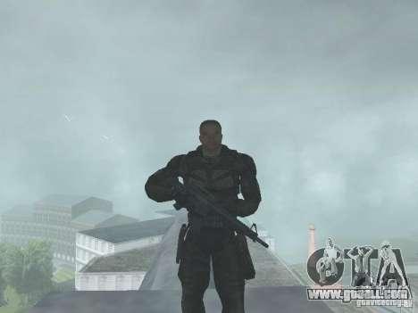 Hobo for GTA San Andreas second screenshot
