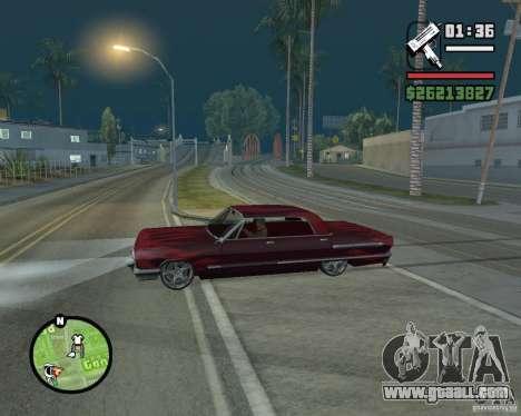 New map icons for GTA San Andreas third screenshot