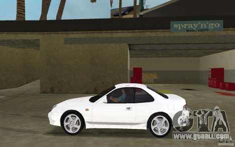 Honda Prelude 2.2i for GTA Vice City left view