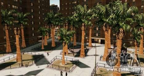Palms for GTA IV for GTA 4 second screenshot