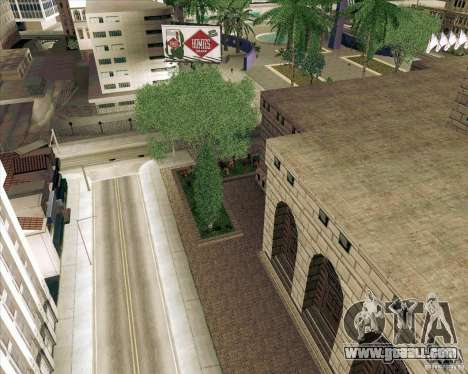 Los Santos City Hall for GTA San Andreas sixth screenshot