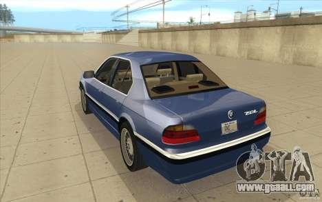 BMW 750iL 1995 for GTA San Andreas
