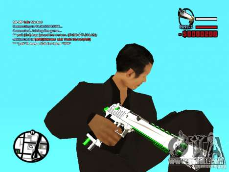 New Deagle for GTA San Andreas second screenshot