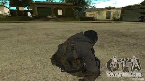 Ghost for GTA San Andreas forth screenshot