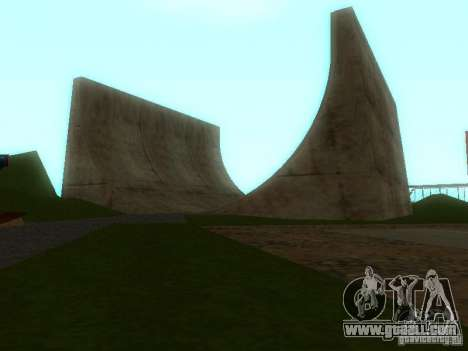 Ekstrimalov Park for GTA San Andreas