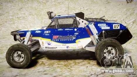 Jimco Buggy for GTA 4 inner view