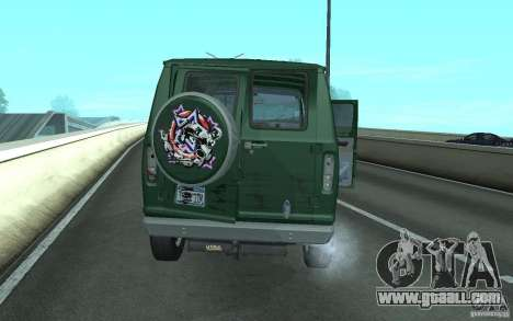 Ford E-150 Short Version v4 for GTA San Andreas right view