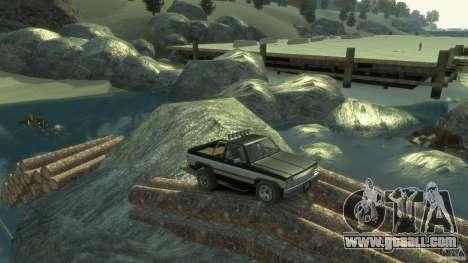 4x4 Trail Fun Land for GTA 4 fifth screenshot