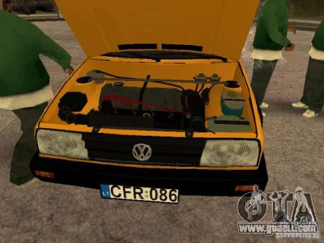 Volkswagen Jetta for GTA San Andreas right view