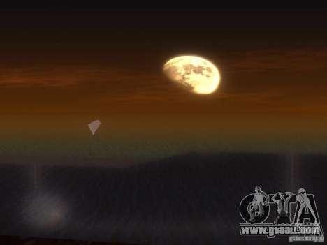 HQ Water for GTA San Andreas fifth screenshot