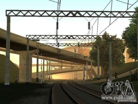 Contact network for GTA San Andreas second screenshot