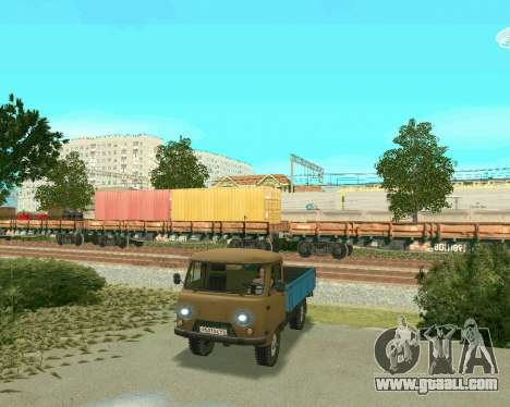 UAZ 3303 for GTA San Andreas