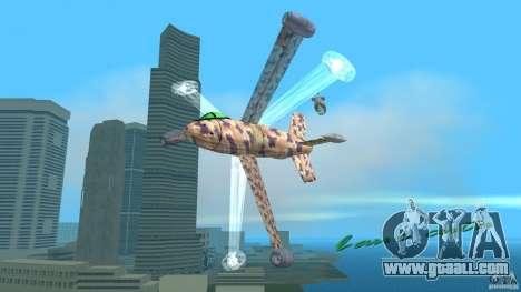 Conceptual Fighter Plane for GTA Vice City