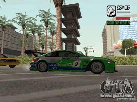 Alpina B6 GT3 for GTA San Andreas right view