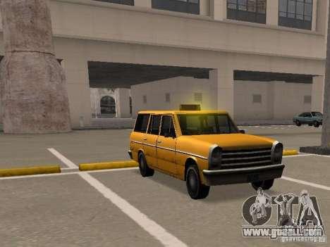 Perennial Cab for GTA San Andreas