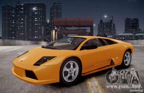 Lamborghini Murcielago for GTA 4