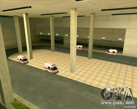 Parked vehicles v2.0 for GTA San Andreas eleventh screenshot