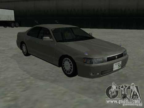 Toyota Cresta JZX 90 for GTA San Andreas right view