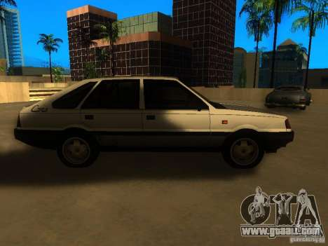FSO Polonez Caro for GTA San Andreas left view