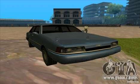 ENBSeries 0.075 for GTA San Andreas fifth screenshot