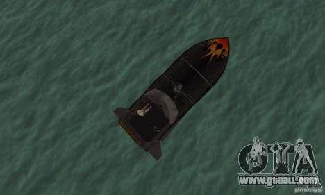 Human Viper for GTA San Andreas right view