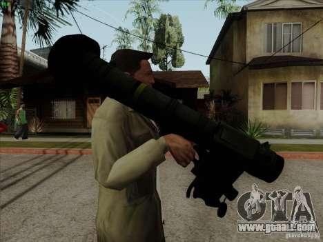 Javelin for GTA San Andreas second screenshot