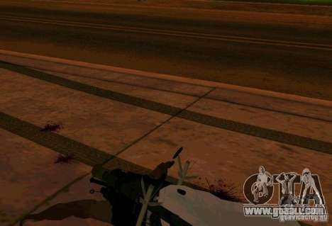 Recruitment animations from GTA IV for GTA San Andreas second screenshot