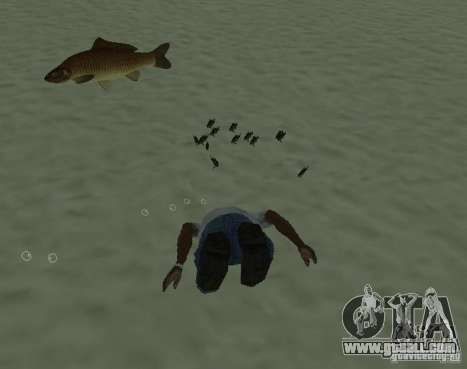 New fish for GTA San Andreas second screenshot